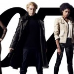 Awesome!! SKYFALL Banner And Character Posters