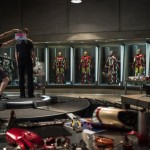 Robert Downey Jr. Was Partially Fake In IRON MAN 3
