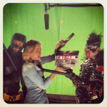 KICK-ASS 2 New Set Photo