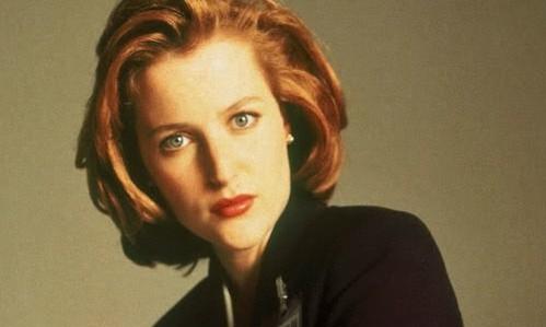 Gillian Anderson - Dana Scully - The X-Files
