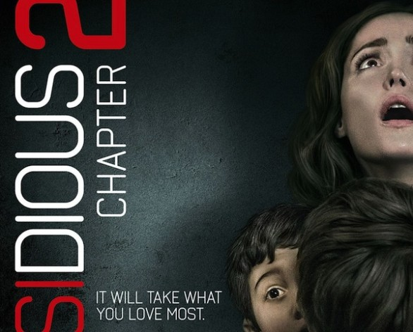 Insidious Chapter 2 The Creepy Motion Poster And New Clip Rama S Screen