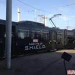 Those San Diego Trolleys Now Belong To MARVEL'S AGENTS OF S.H.I.E.L.D. For Comic-Con 2013