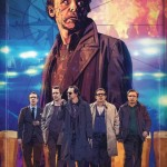 Comic-Con Art Poster For Edgar Wright's THE WORLD'S END