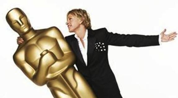 Ellen DeGeneres - Oscars