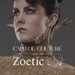 THE HUNGER GAMES: CATCHING FIRE Capitol Couture Summer Issue With Johanna Mason