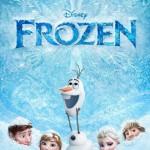 Behold Disney's FROZEN New Poster