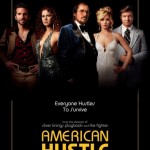 AMERICAN HUSTLE Brand New Poster