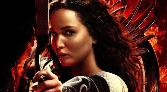The Hunger Games - Catching Fire - Jennifer Lawrence