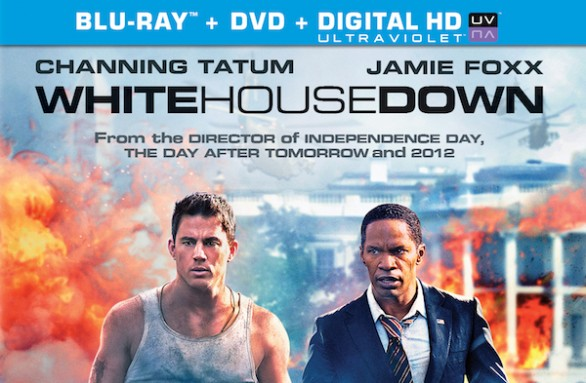 White House Down Dvd WHITE HOUSE DOWN  starring