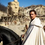 Look At This First Image Of Christian Bale As Moses In Ridley Scott's EXODUS