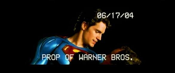 Superman Flyby - Henry Cavill