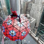 THE AMAZING SPIDER-MAN 2 – Here's NEW Promo For Spidey Swinging Into Time's Square on New Year's Eve