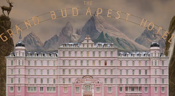wes anderson the budapest hotel
