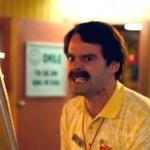 Bill Hader Rides Judd Apatow's TRAINWRECK