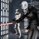 STAR WARS REBEL New Image Of The Villain The Inquisitor