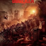 Watch Out For #GODZILLA Gigantic Tail in This NEW Poster