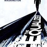 THE EQUALIZER Poster With Denzel Washington