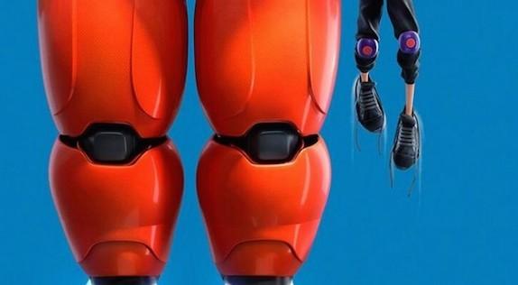 Big Hero 62 e1400785622204 Chuyến đi đối đầu mới cùng đội siêu robot qua Big Hero 6
