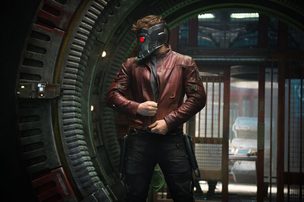 Look At Star-Lord In These New Images Of GUARDIANS OF THE GALAXYGuardians Of The Galaxy Star Lord Costume
