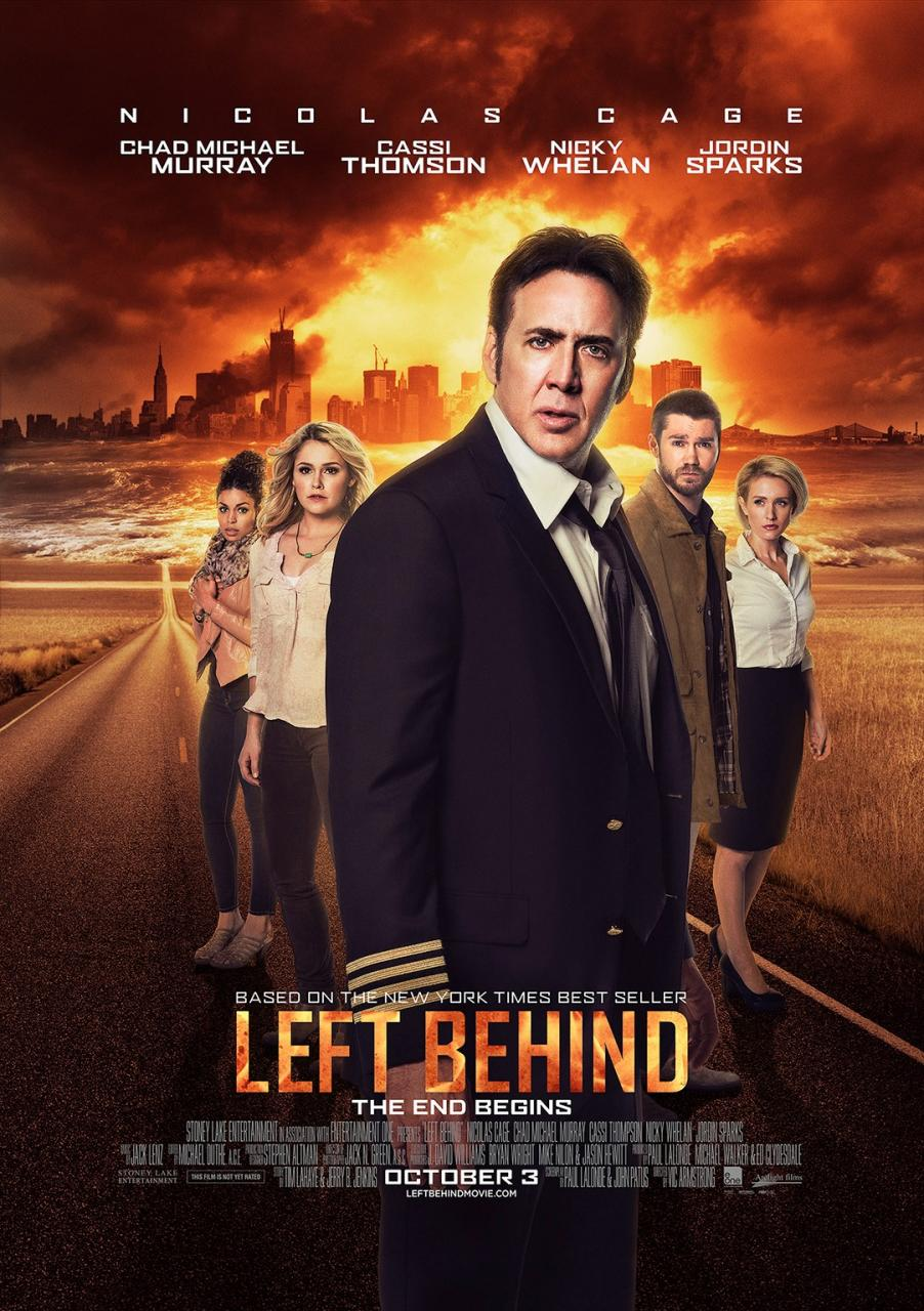 Terrible photoshop job on this left behind poster featuring