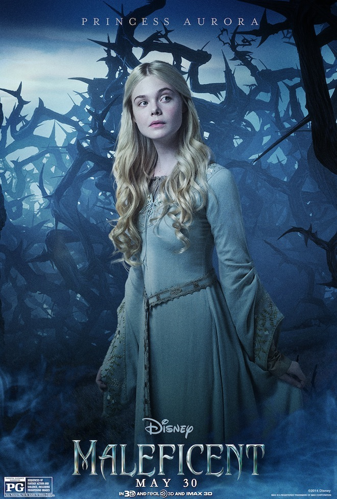 Maleficent – Check Out These New MALEFICENT Character Posters – # ...