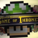 #supermario  – Check Out This Cool GAME OF THRONES 'Super Mario World' – #GameOfThrones