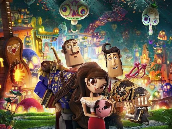 Thebookoflife – check out these images from guillermo del toro