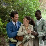 First Kiss Clip From @MichelGondry MOOD INDIGO Featuring Audrey Tautou. @drafthousefilms #MoodIndigo