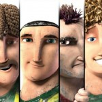 Int'l Trailer For UNDERDOGS Voice Starring Rupert Grint