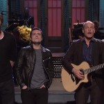 THE HUNGER GAMES: MOCKINGJAY – PART I Stars Showed Up On SNL Helping Woody Harrelson