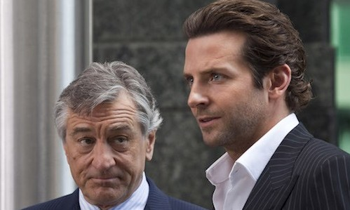 Limitless - Robert De Niro - Bradley Cooper