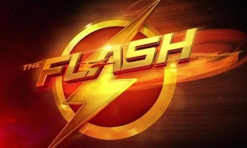 The Flash series logo