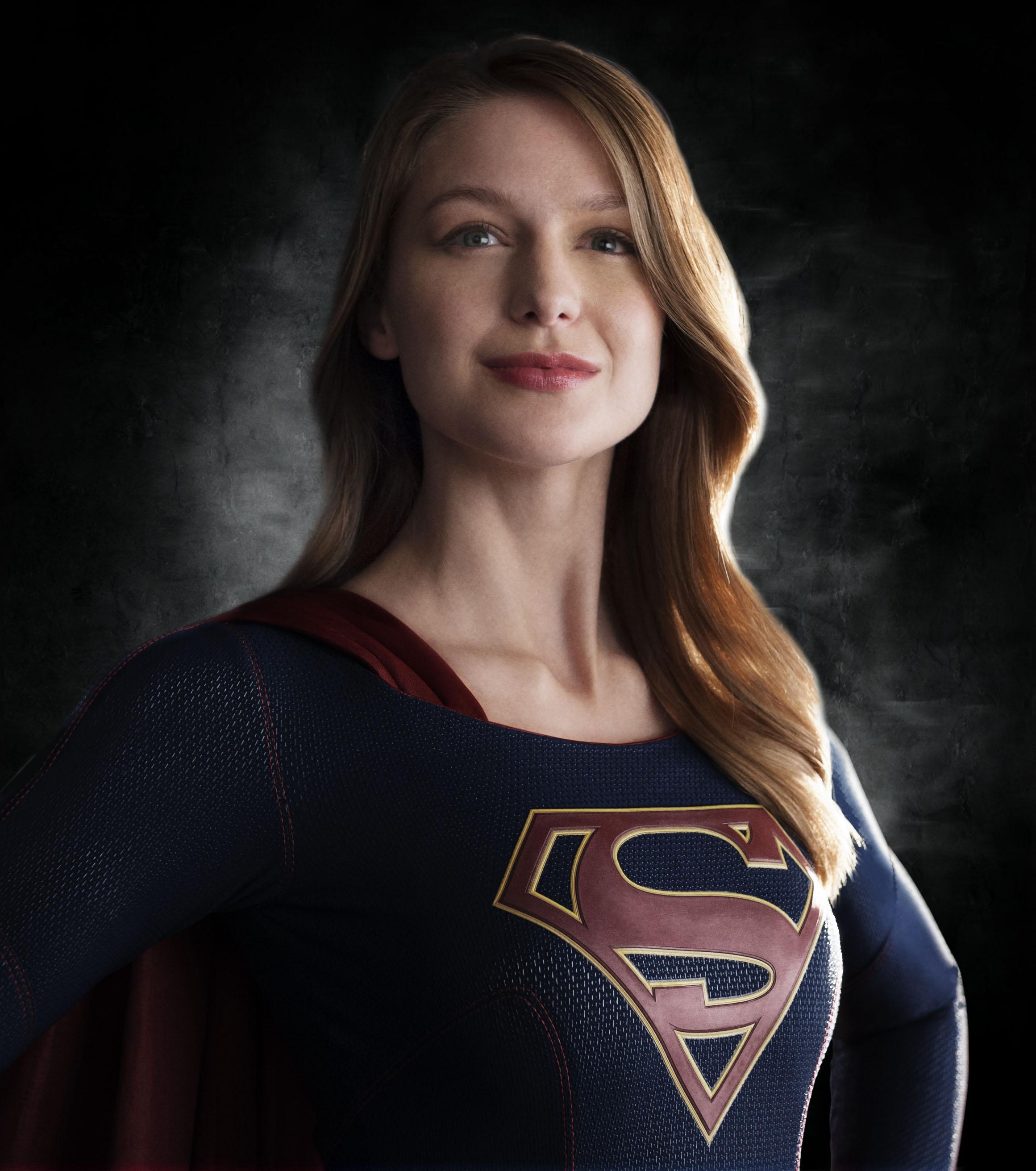 Benoist Supergirl xxx melissa