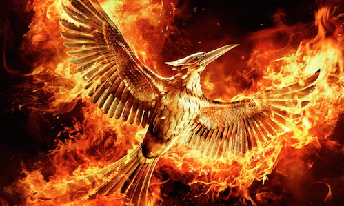 The Hunger Games - Mockingjay - Part 2 poster