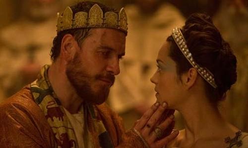 Macbeth - Michael Fassbender - Marion Cotillard