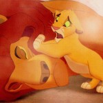 VIDEO: Watch This Adorable Little Girl Reacting To Mufasa's Dying