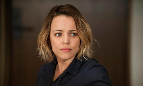 True Detective - Rachel McAdams