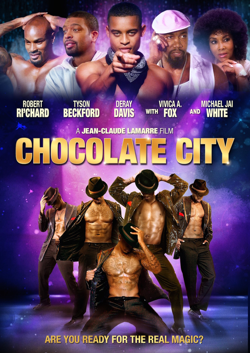 CHOCOLATE CITY, Starring @MsVivicaFox Arrives on DVD and Digital ...