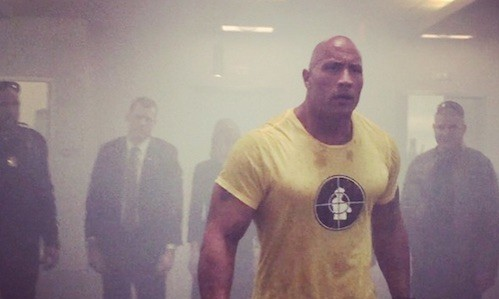 Dwayne Johnson - Central Intelligence