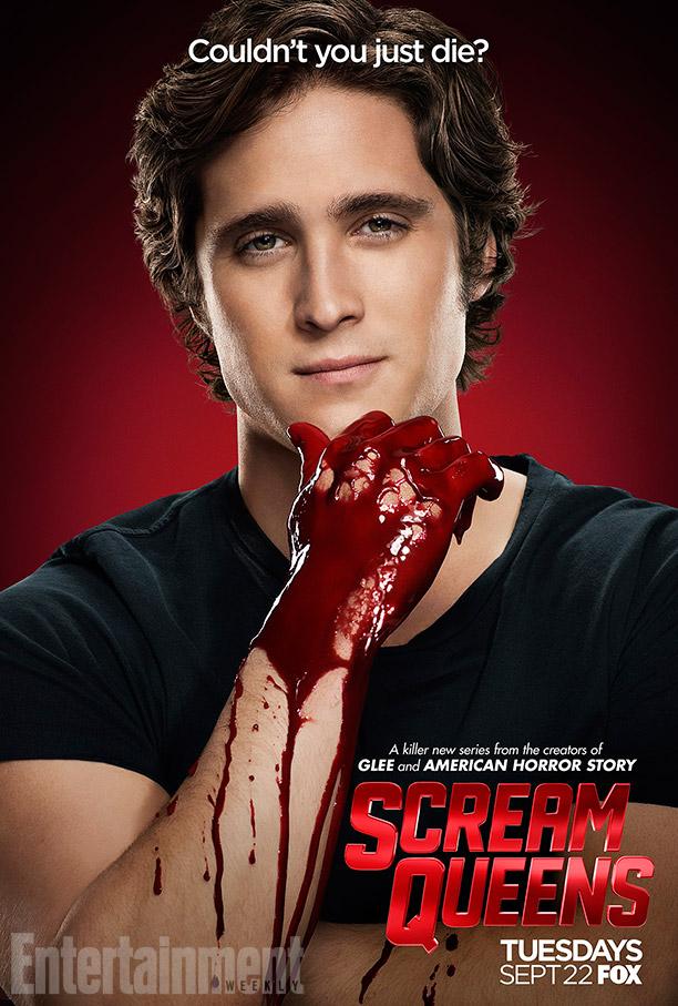 Scream Queens Ariana Grande Poster - Musicpage