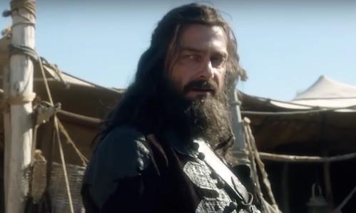 "Black Sails (STARZ): Ray Stevenson Cast As ""-Blackbeard""- Season 3 ..."