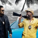 This RIDE ALONG 2 Poster With Ice Cube And Kevin Hart! The Trailer Arrives Thursday!