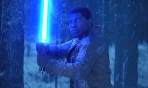 Star Wars - the Force Awakens - John Boyega