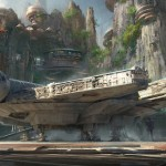 Look At These Concept Art Images Of STAR WARS-Themed Lands That Are Coming to Walt Disney World and Disneyland Resorts