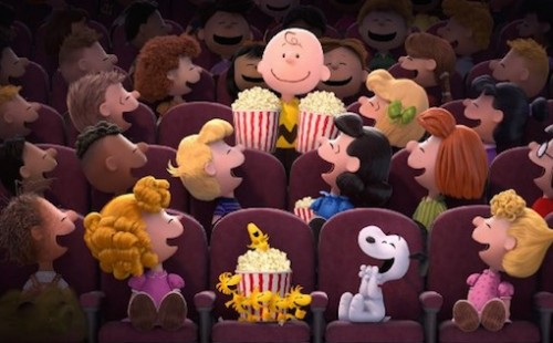 The Peanuts Movie - Theater