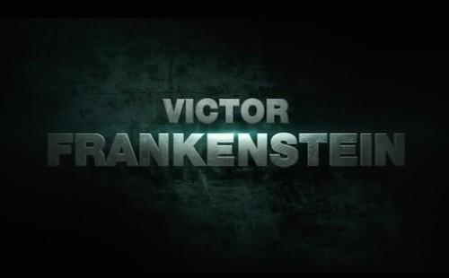 Victor Frankenstein logo