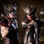 Here's DC'S LEGENDS OF TOMORROW First Image Of Hawkgirl And Hawkman In Their Suits