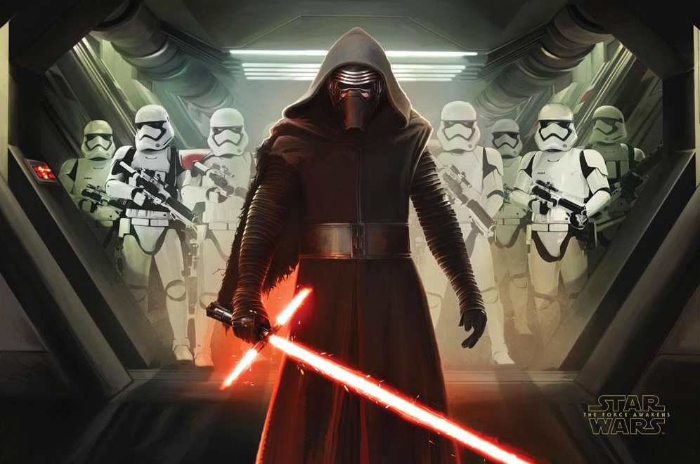 ... Rogue One' And New STAR WARS: THE FORCE AWAKENS Art | Rama's Screen