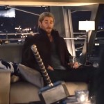 VIDEO: Chris Hemsworth Hilariously Expresses His Anger Over Not Being Included In CAPTAIN AMERICA: CIVIL WAR