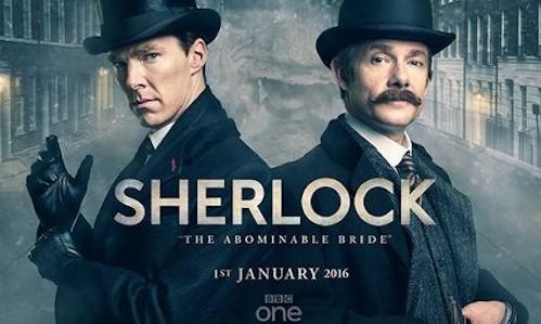 Sherlock - The Abominable Bride - Benedict Cumberbatch - Martin Freeman